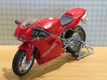 Afbeelding van Ducati 916 Biposto 1:9 protar
