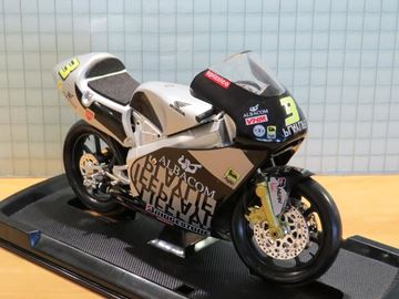 Picture of Masao Azuma Honda RS125 1:10
