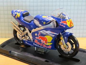 Afbeelding van Garry McCoy Yamaha YZR500 2000 1:10 guiloy