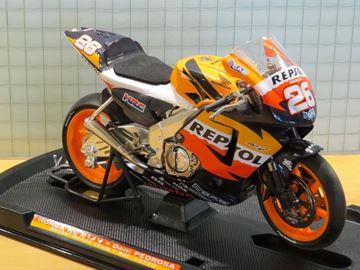 Afbeelding van Dani Pedrosa Honda RC211V 2006 1:10