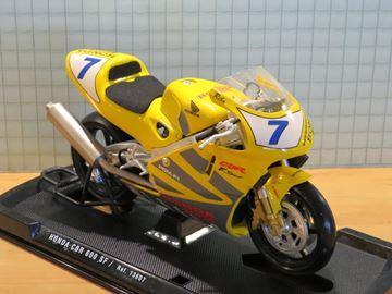 Afbeelding van Chris Vermeulen Honda CBR600 SF 2002 1:10