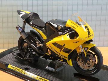 Afbeelding van Carlos Checa Yamaha YZR-M1 2006 1:10