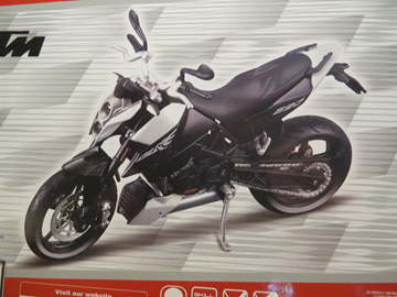 Afbeelding van KTM 690 Duke 3 kit 1:12 39181