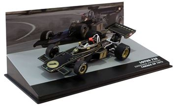 Afbeelding van Lotus FORD 72D EMERSON FITTIPALDI 1973 1:43