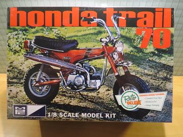 Picture of Honda Trial 70 1:8 mpc833/12