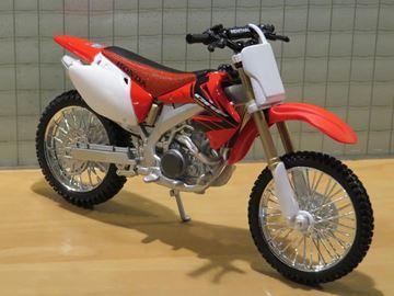 Picture of Honda CRF450R Maisto 1:12 31101