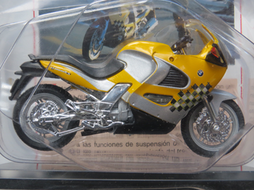 Picture of BMW K1200RS 1:18 Majorette