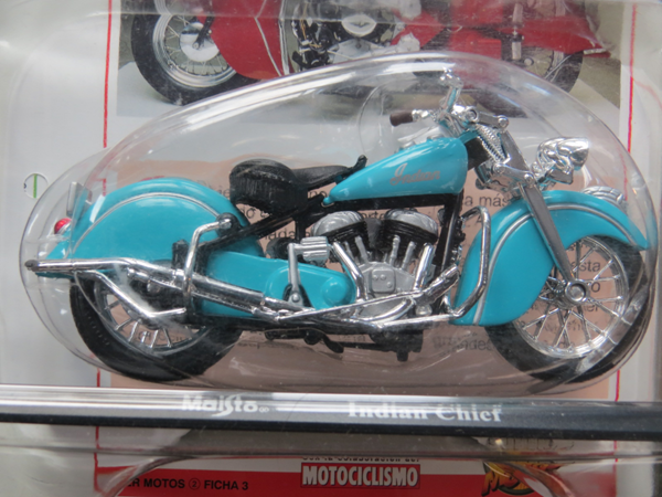 Picture of Indian Chief 1:18 maisto