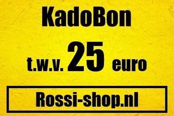 Afbeelding van Kado bon t.w.v. 25 euro - copy