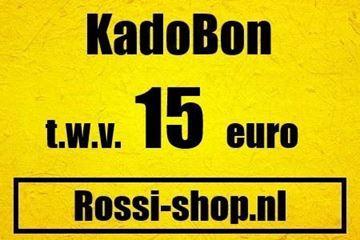 Afbeelding van Kado bon t.w.v. 15 euro
