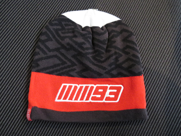 Picture of Marc Marquez #93 beanie muts Labyrinth 1943010