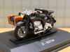 Picture of Zundapp KS750 sidecar zijspan 1:43