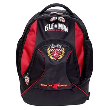 Picture of Isle of Man backpack rugzak