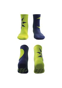 Picture of Valentino Rossi 46 baby socks vrkso371403