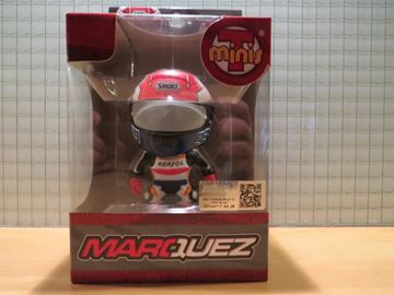 Picture of Marc Marquez T minis helmet figure