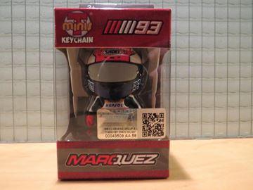 Afbeelding van Marc Marquez T minis helmet keyring