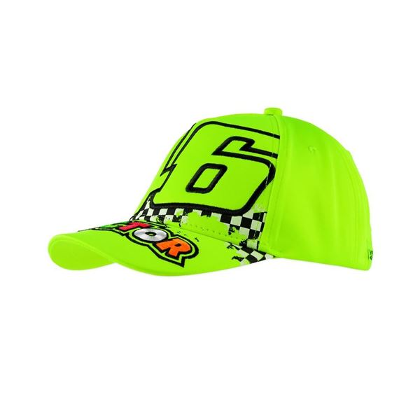 Picture of Valentino Rossi 46 the Doctor Kid cap pet VRKCA393428
