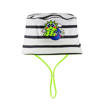 Picture of Valentino Rossi baby sun moon bucket hat VRKFH394303