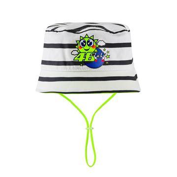 Afbeelding van Valentino Rossi baby sun moon bucket hat VRKFH394303