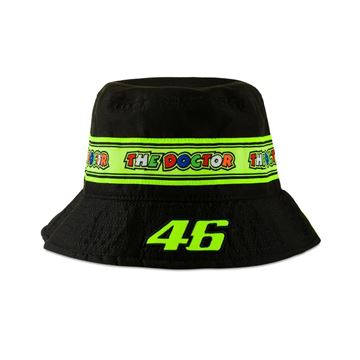 Picture of Valentino Rossi KIDS TAPES bucket hat VRKFH393904