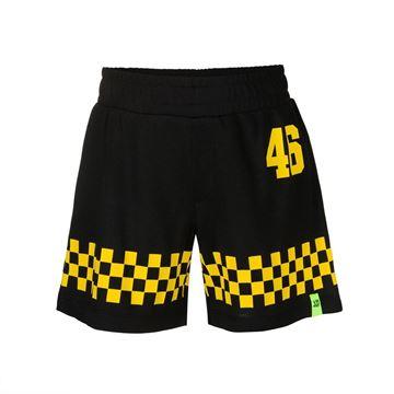 Afbeelding van Valentino Rossi Kids 46 shorts pants  VRKSP393804