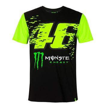 Afbeelding van Valentino Rossi Monza 46 monster t-shirt MOMTS397104