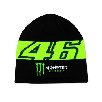 Picture of Valentino Rossi  Monster energy Dual beanie muts MOMBE398004