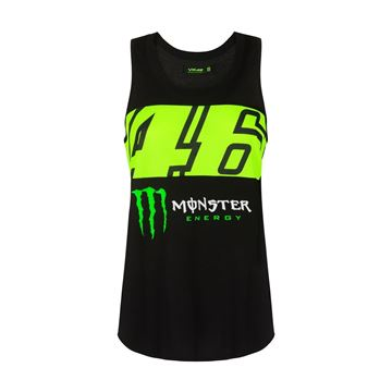 Picture of Valentino Rossi woman monster energy tanktop MOWTT398104