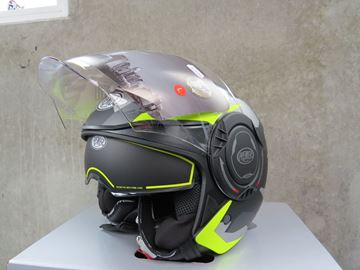 Picture of Premier Cool jethelm helm met zonnevizier