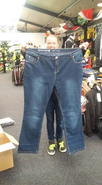 Picture of GC Hornet kevlar jeans