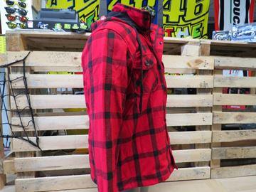 Afbeelding van Richa Lumber kevlar Hoodie