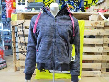 Afbeelding van Macna Freeride urban kevlar dames hoodie