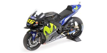 Afbeelding van Valentino Rossi Yamaha YZR-M1 2017 test 1:12 122183946