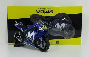 Afbeelding van Valentino Rossi Yamaha YZR-M1 2018 1:12 122183046