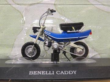 Afbeelding van Benelli Caddy brommer 1:18 (M026)