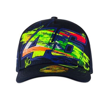 Afbeelding van Valentino Rossi 46 winter test cap pet VRMCA391302