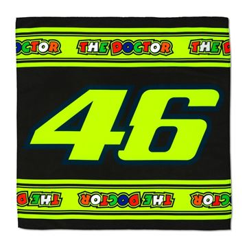 Picture of Valentino Rossi tapes bandana VRUBA400103