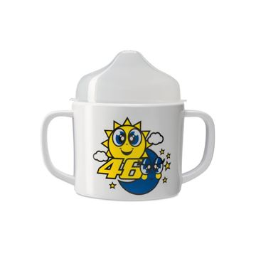 Picture of Valentino Rossi sun moon baby cup VRUCP401306