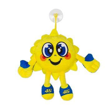 Picture of Valentino Rossi sun knuffel plush toy VRUTO402801