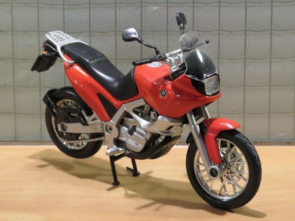 Picture of BMW F650 1:18 12144