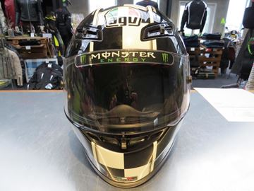 Picture of Monster Energy Rossi helm / vizier foil sticker