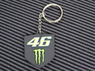 Afbeelding van Valentino Rossi Monster energy sleutelhanger keyring  MOUKH398403