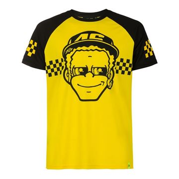 Picture of Valentino Rossi 46 Dottorone t-shirt VRMTS391624