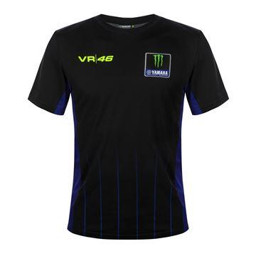 Afbeelding van Valentino Rossi Monster energy dual t-shirt YMMTS363904