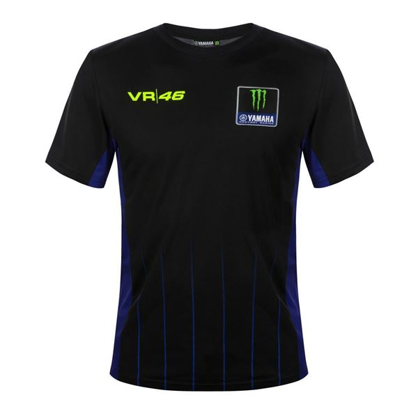 Picture of Valentino Rossi Monster energy dual t-shirt YMMTS363904