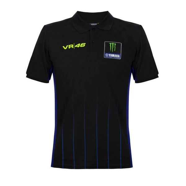 Picture of Valentino Rossi Monster energy dual polo YMMPO364004