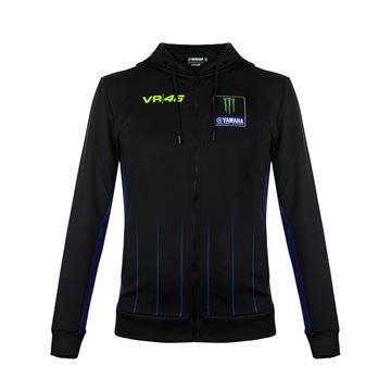 Afbeelding van Valentino Rossi Monster energy dual hoodie YMMFL364104