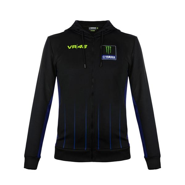 Picture of Valentino Rossi Monster energy dual hoodie YMMFL364104