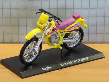 Picture of Kawasaki KLX250SR 1:18 Maisto los