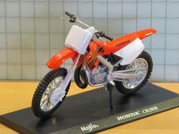 Picture of Honda CR250R 1:18 Maisto los
